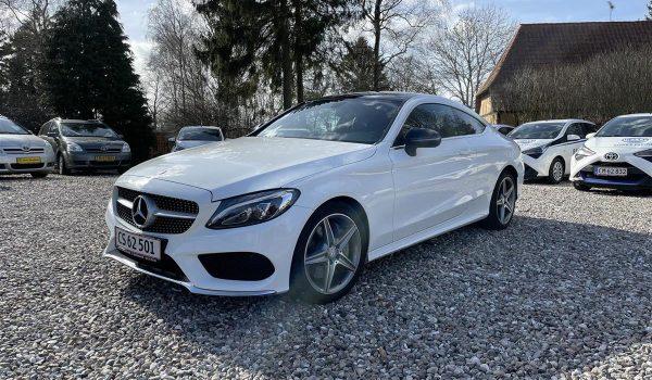 Mercedes-Benz-C200-2017